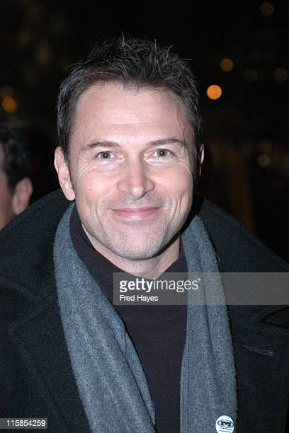 Tim Daly during 2004 Sundance Film Festival 'Edge of America' Premiere at Abranavel Hall in Park City Utah United States