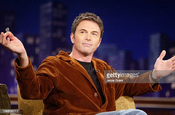Tim Daly on the 'Jimmy Kimmel Live' show on ABC Photo by Jesse Grant/WireImagecom/ABC