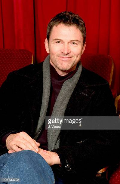 Tim Daly producer during 2004 Sundance Film Festival 'Edge of America' Portraits at HP Portrait Studio in Park City Utah United States
