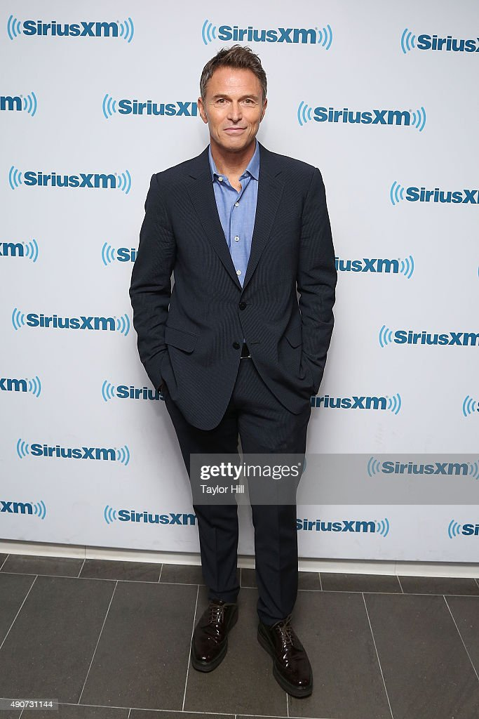 Celebrities Visit SiriusXM Studios - September 30, 2015