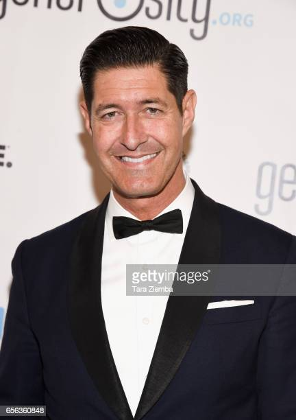 Tim Davis attends a Generosityorg fundraiser for World Water Day at Montage Hotel on March 21 2017 in Beverly Hills California