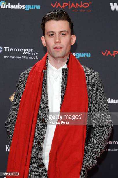 Tim Deal attends the 1Live Krone radio award at Jahrhunderthalle on December 07 2017 in Bochum Germany