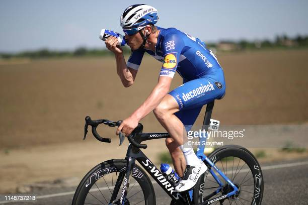 Tim Declercq of Belgium and Team Deceuninck QuickStep / during the 14th Amgen Tour of California 2019 Stage 1 a 143km stage from Sacramento to...