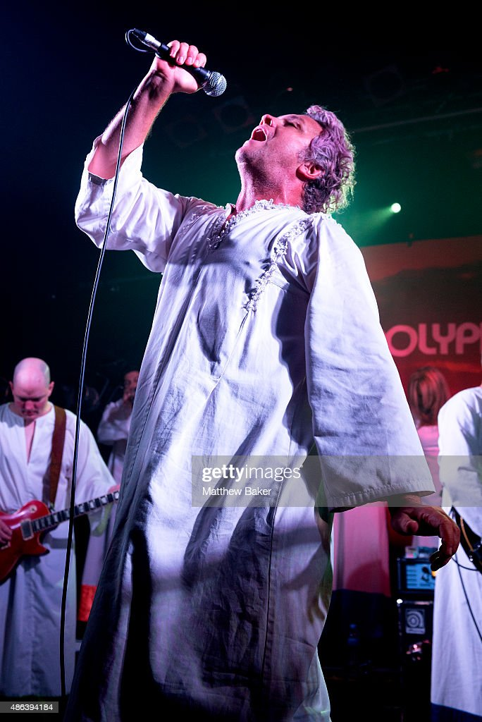 The Polyphonic Spree Perform At The Electric Ballroom : ニュース写真