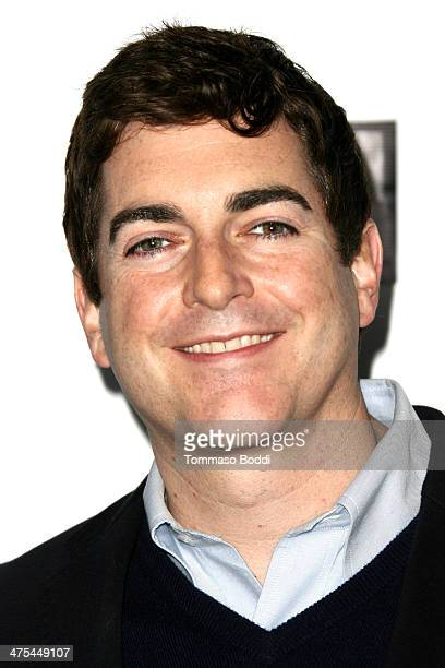 Tim Dowling attends the USIreland alliance preAcademy Awards event held at Bad Robot on February 27 2014 in Santa Monica California