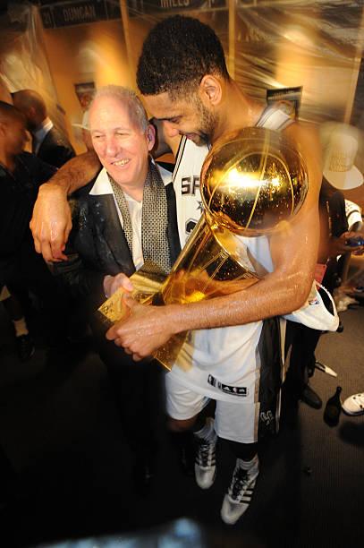 Miami Heat v San Antonio Spurs - 2014 NBA Finals Game Five