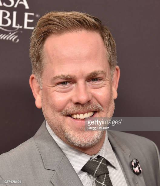 Tim Gibson arrives at the Welcome Home Premiere at The London West Hollywood on November 4 2018 in West Hollywood California
