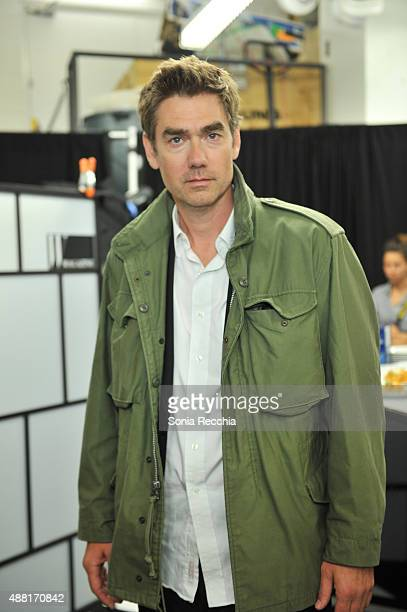 Tim Godsall attends W Magazine NKPR IT Lounge Studio at TIFF Bell Lightbox on September 12 2015 in Toronto Canada