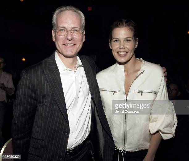 Tim Gunn and Mary Alice Stephenson during Gen Art's Eighth Annual Styles International Design Competition 2006 - Arrivals and Front Row at...
