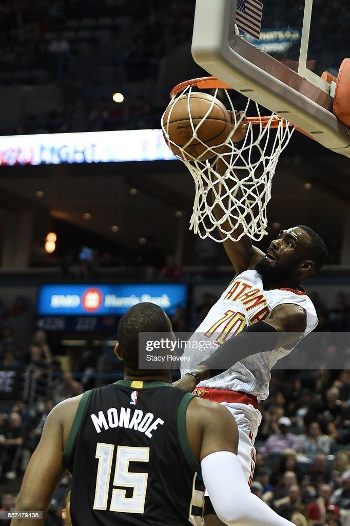 Atlanta Hawks v Milwaukee Bucks
