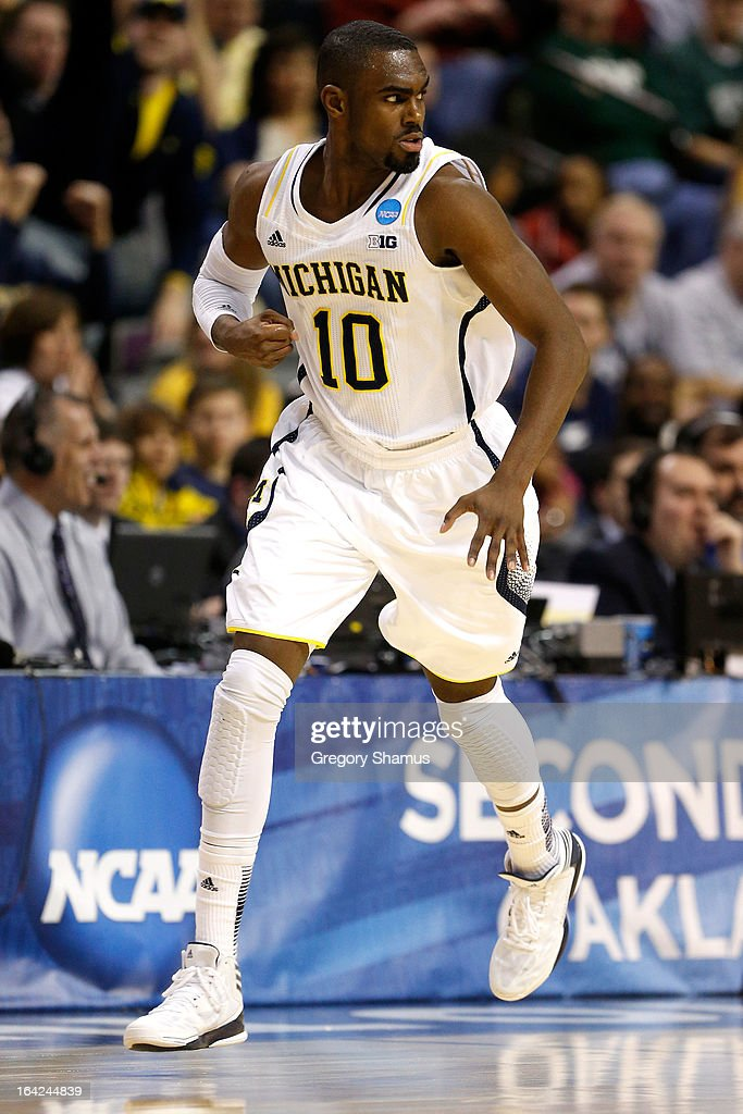 NCAA Basketball Tournament - Second Round - Detroit