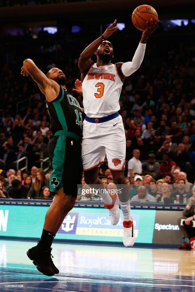 Boston Celtics v New York Knicks : News Photo