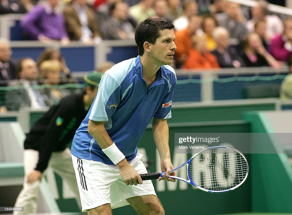 ATP Tour - ABN AMRO World Tennis Tournament - Second Round - Novak Djokovic vs