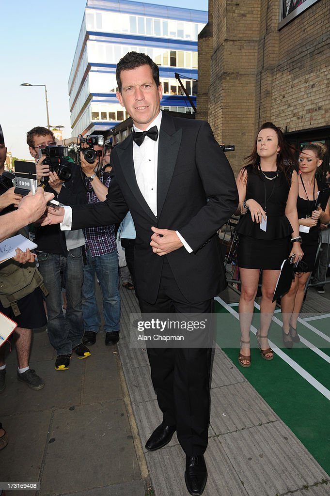 Novak Djokovic Foundation - Gala Dinner Sightings In London - July 8, 2013