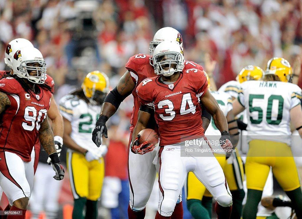 Green Bay Packers v Arizona Cardinals - Wild Card Round