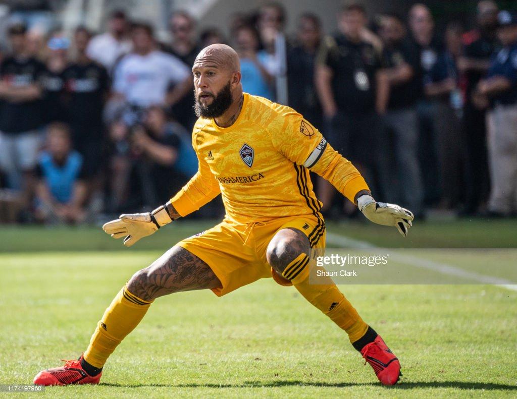 MLS Soccer - Los Angeles FC v Colorado Rapids : News Photo
