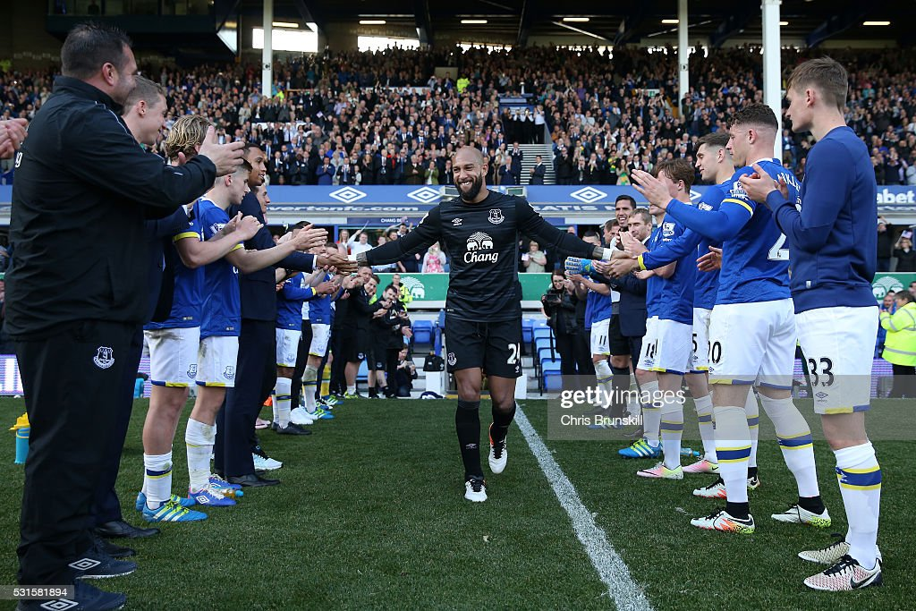 Everton v Norwich City - Premier League : News Photo