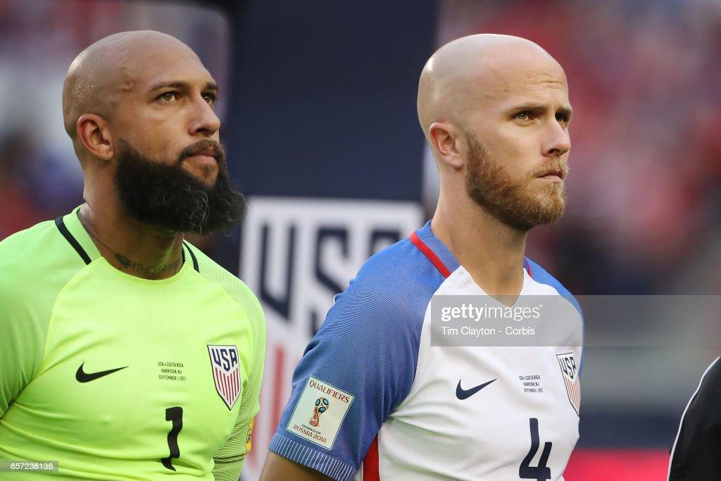 United States V Costa Rica : News Photo