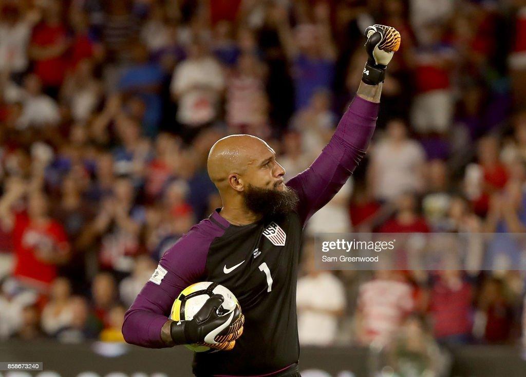 Panama v United States - FIFA 2018 World Cup Qualifier : News Photo