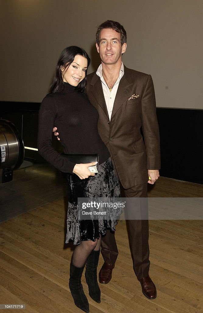 The Tate Modern Opened Its Door To The Andy Warhol Exhibition ,bringing Some Of His Most Important Woks To London, Pic Shows:hamiltons Gallery Owner Tim Jeffries With Friend