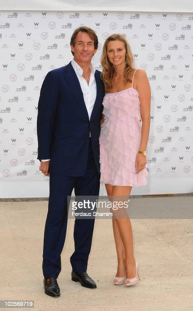 Tim Jefferies attends the Summer fundraising party for The Old Vic Theatre at Battersea Power station on July 1, 2010 in London, England.