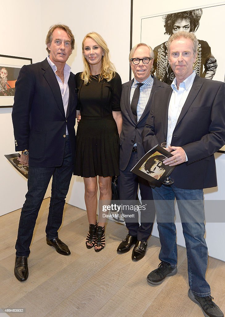 """""""Rock Style"""" Curated by Tommy Hilfiger And Jeffrey Deitch At Sotheby's - Private View"""