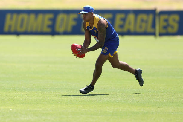 AUS: West Coast Eagles Training Session