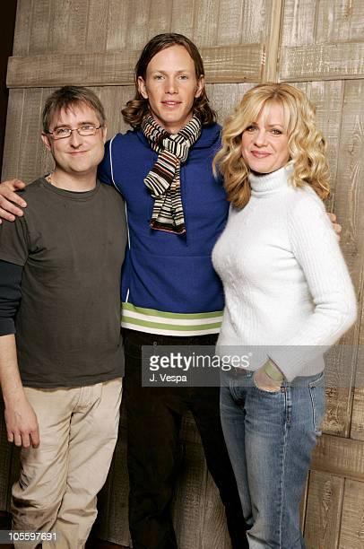 Tim Kirkman writer and director of Loggerheads Kip Pardue and Bonnie Hunt