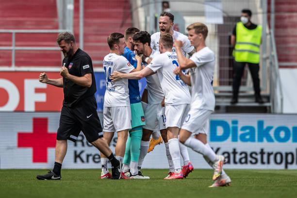 DEU: FC Ingolstadt 04 v 1. FC Heidenheim 1846 - Second Bundesliga