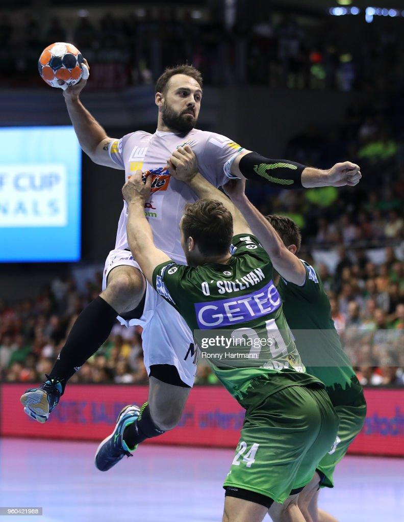 SC Magdeburg v Frisch Auf Goeppingen - EHF Cup Finals 2018
