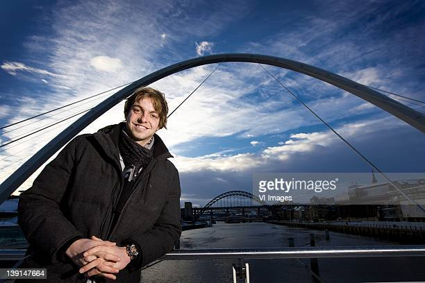Tim Krul of Newcastle United poses during a portrait session on November 25 2010 in Newcastle England