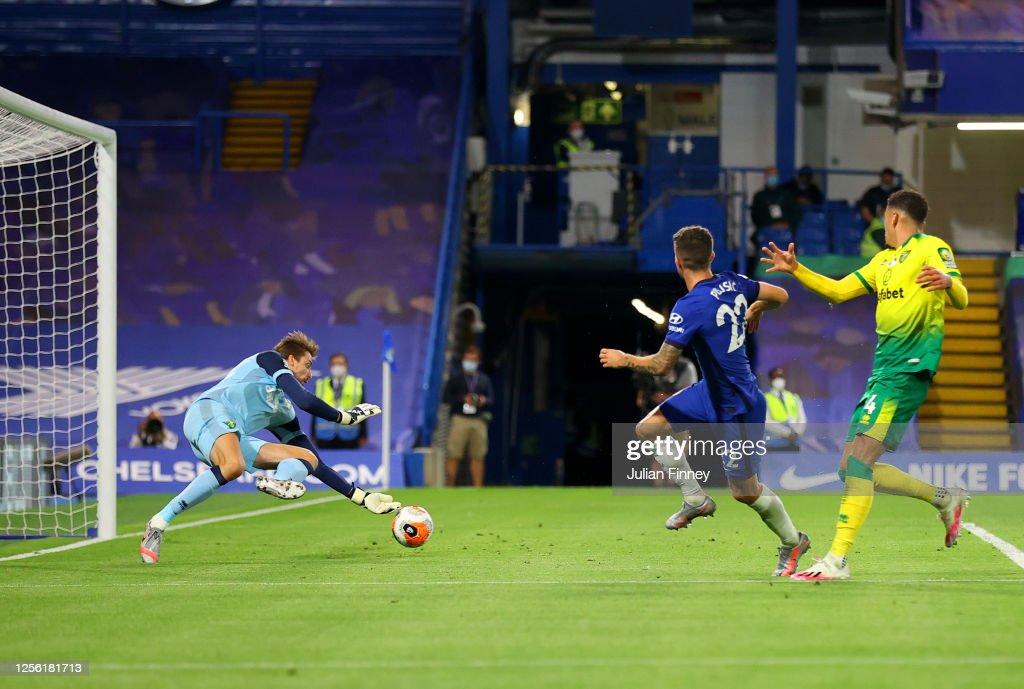 Chelsea FC v Norwich City - Premier League : News Photo