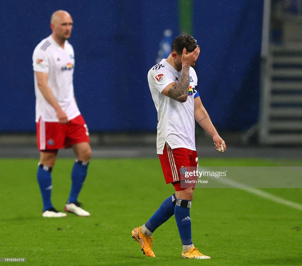 Hamburger SV v Karlsruher SC - Second Bundesliga : News Photo