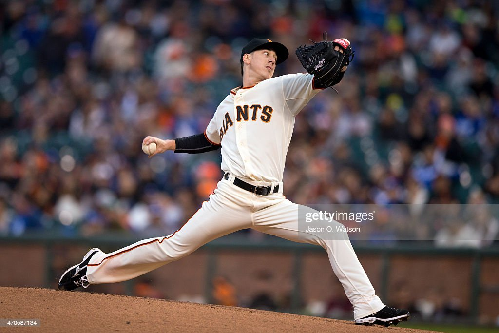 Los Angeles Dodgers v San Francisco Giants : News Photo