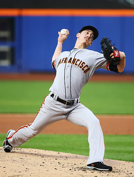 San Francisco Giants v New York Mets