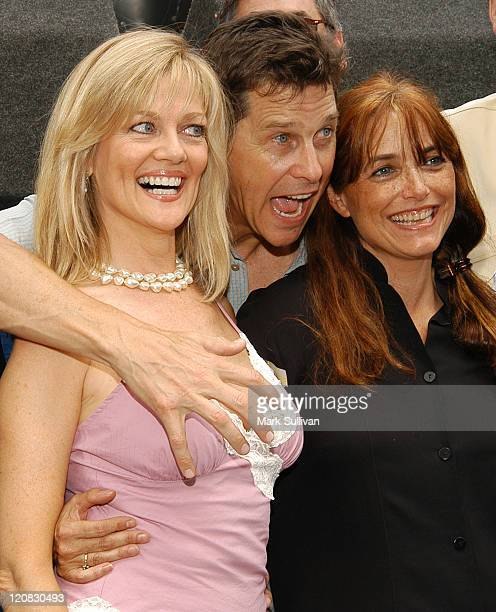 Tim Matheson Martha Smith and Karen Allen during Animal House 25th Anniversary Ultimate Homecoming Parade DVD Release Celebration at Hollywood...