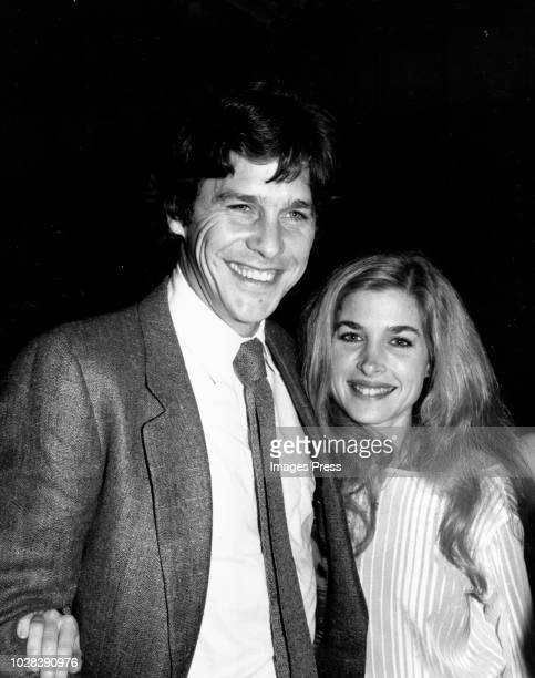 Tim Mattheson and Blanche Baker circa 1981 in New York