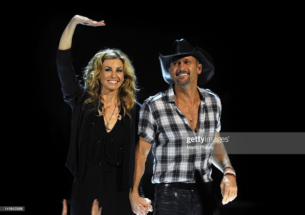 Faith Hill & Tim McGraw In Concert - Melbourne