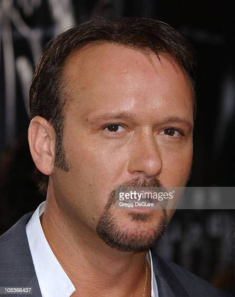 """Tim McGraw during """"Friday Night Lights"""" Los Angeles Premiere - Arrivals at Grauman's Chinese Theatre in Hollywood, California, United States."""