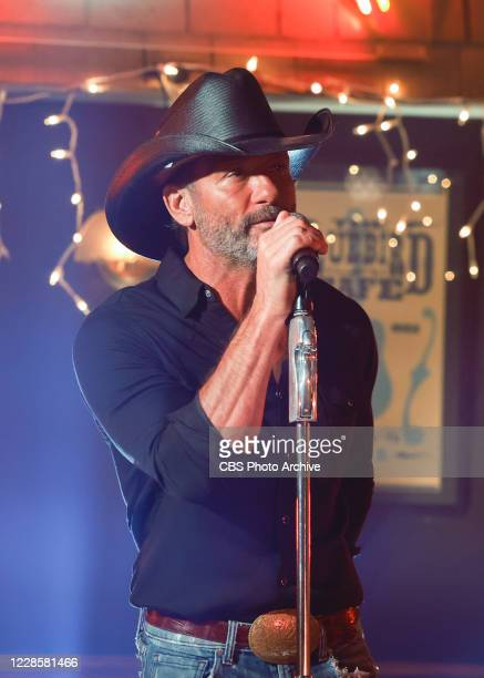 Tim McGraw performs for the 55TH ACADEMY OF COUNTRY MUSIC AWARDS. Hosted by Keith Urban, the 55TH ACM AWARDS will be broadcast Wednesday, Sept. 16 on...