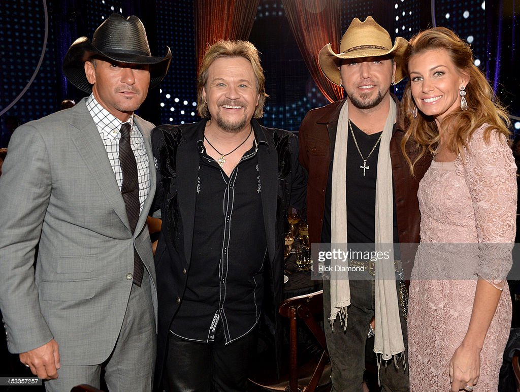 Tim Mcgraw Travis Tritt Jason Aldean And Faith Hill