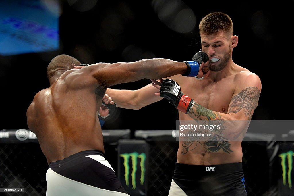 UFC Fight Night: Means v Howard : News Photo