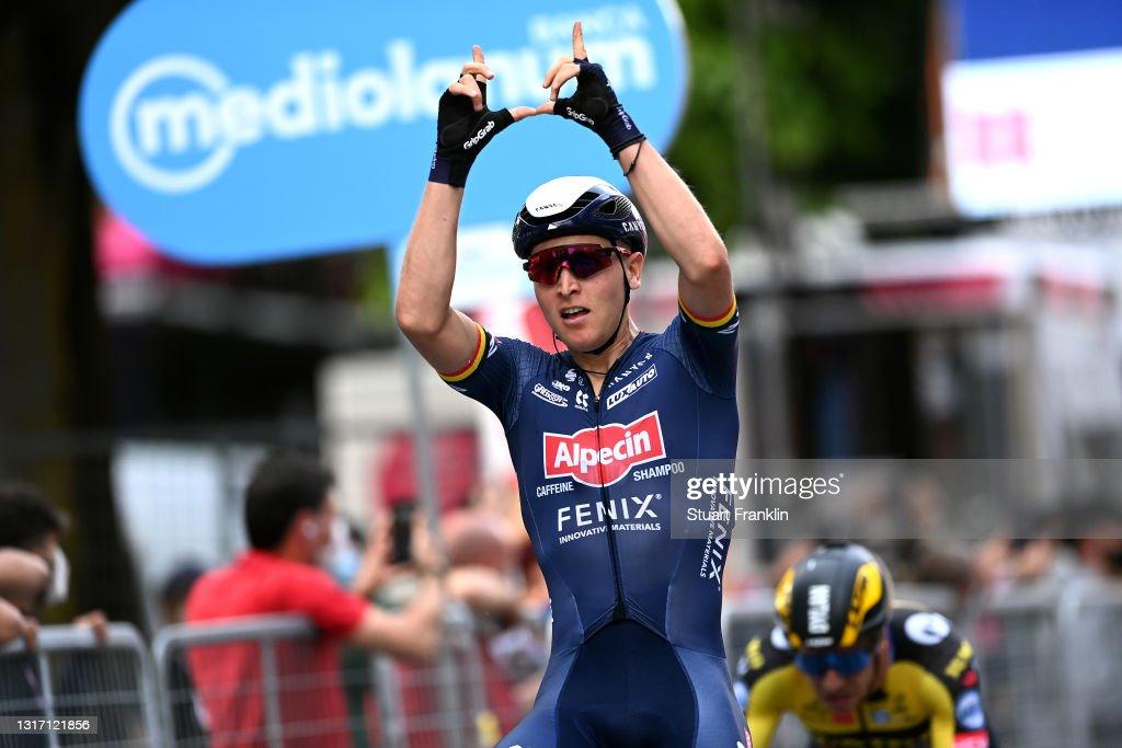 104th Giro d'Italia 2021 - Stage 2 : ニュース写真
