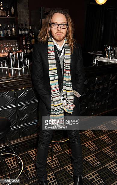 Tim Minchin attends an after party celebrating the press night performance of 'The Curious Incident of the Dog in the NightTime' at Century on March...