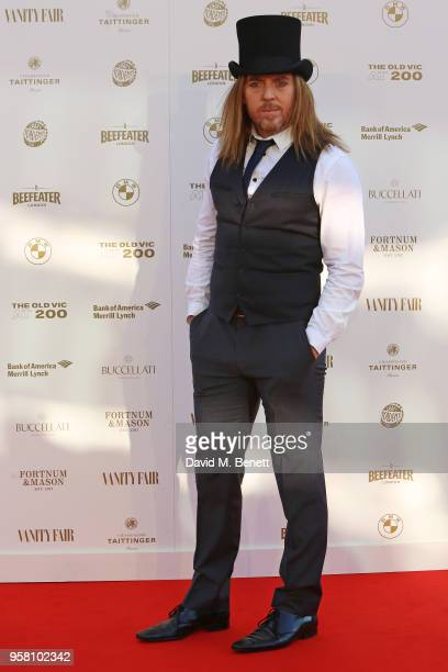 Tim Minchin attends The Old Vic Bicentenary Ball to celebrate the theatre's 200th birthday at The Old Vic Theatre on May 13 2018 in London England