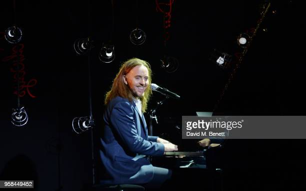 Tim Minchin attends The Old Vic Bicentenary Ball to celebrate the theatre's 200th birthday at The Old Vic Theatre on May 13, 2018 in London, England.