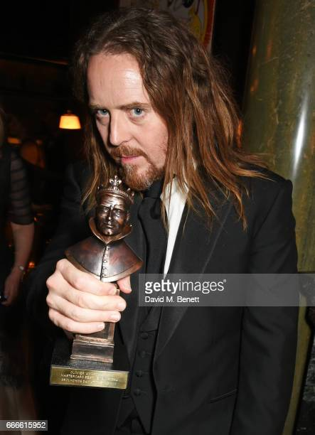 Tim Minchin attends The Olivier Awards 2017 after party at Rosewood London on April 9, 2017 in London, England.