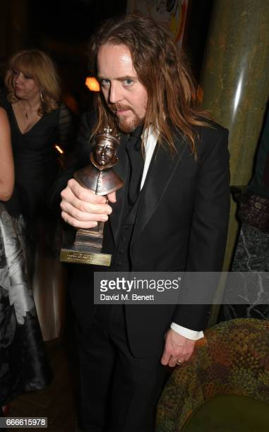 Tim Minchin attends The Olivier Awards 2017 after party at Rosewood London on April 9 2017 in London England