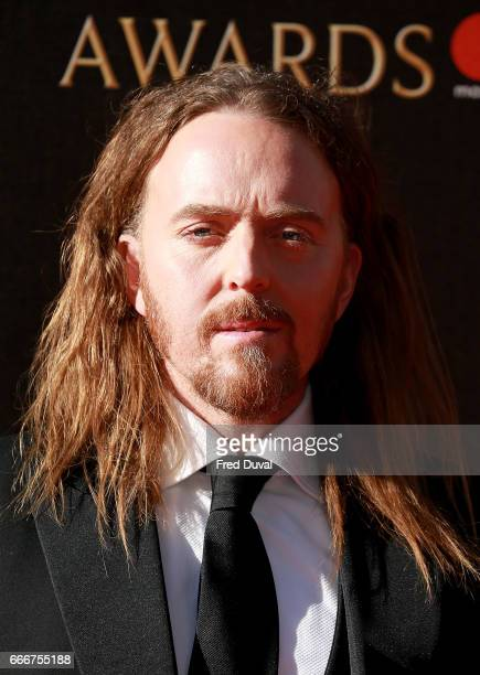 Tim Minchin attends The Olivier Awards 2017 at Royal Albert Hall on April 9 2017 in London England