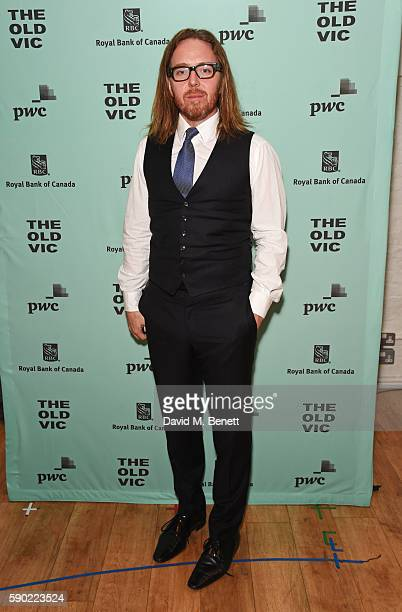 "Tim Minchin attends the press night after party for ""Groundhog Day"" at The Old Vic Theatre on August 16, 2016 in London, England."